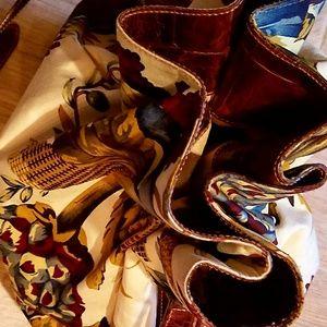 Furla Italy Cinch Bag